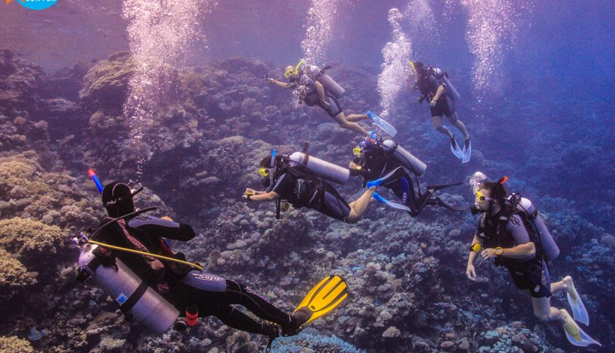 Eastern-Tourism Advanced-Open-Water-Diving